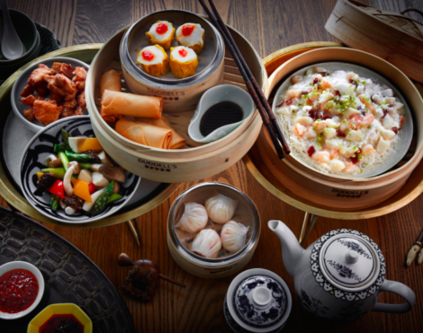 Best Dim Sum in Hong Kong
