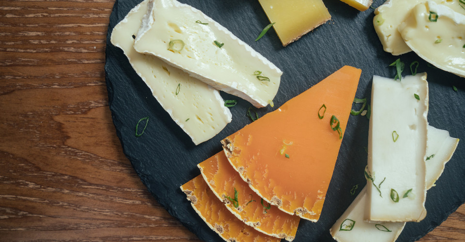 Selection of French Cheese - Figaro