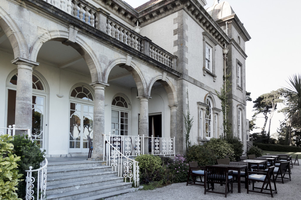 Fowey Hall. Photo: Gayatri Bhaumik