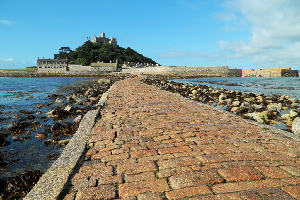 St. Michaels Mount. Photo: Mike Dales/Flickr CC