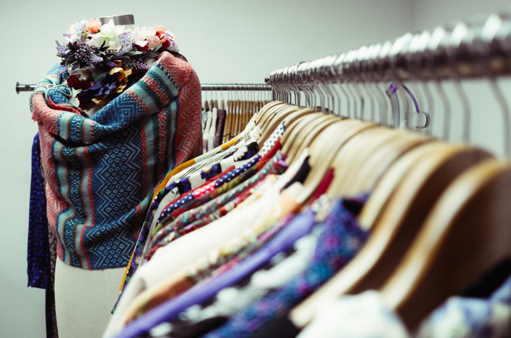 Anthorea is also obsessed with vintage clothes. Photo: Alan Pang/The Loop HK