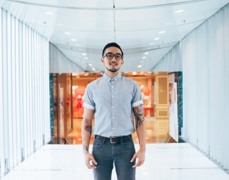 Mr. Gay Hong Kong Discusses LGBT Rights