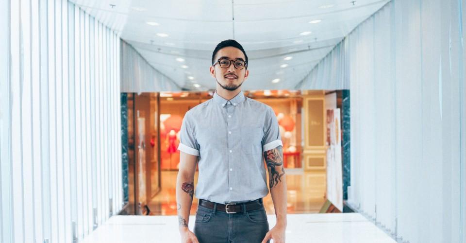 Mr Gay Hong Kong - Lusheen Beaumont