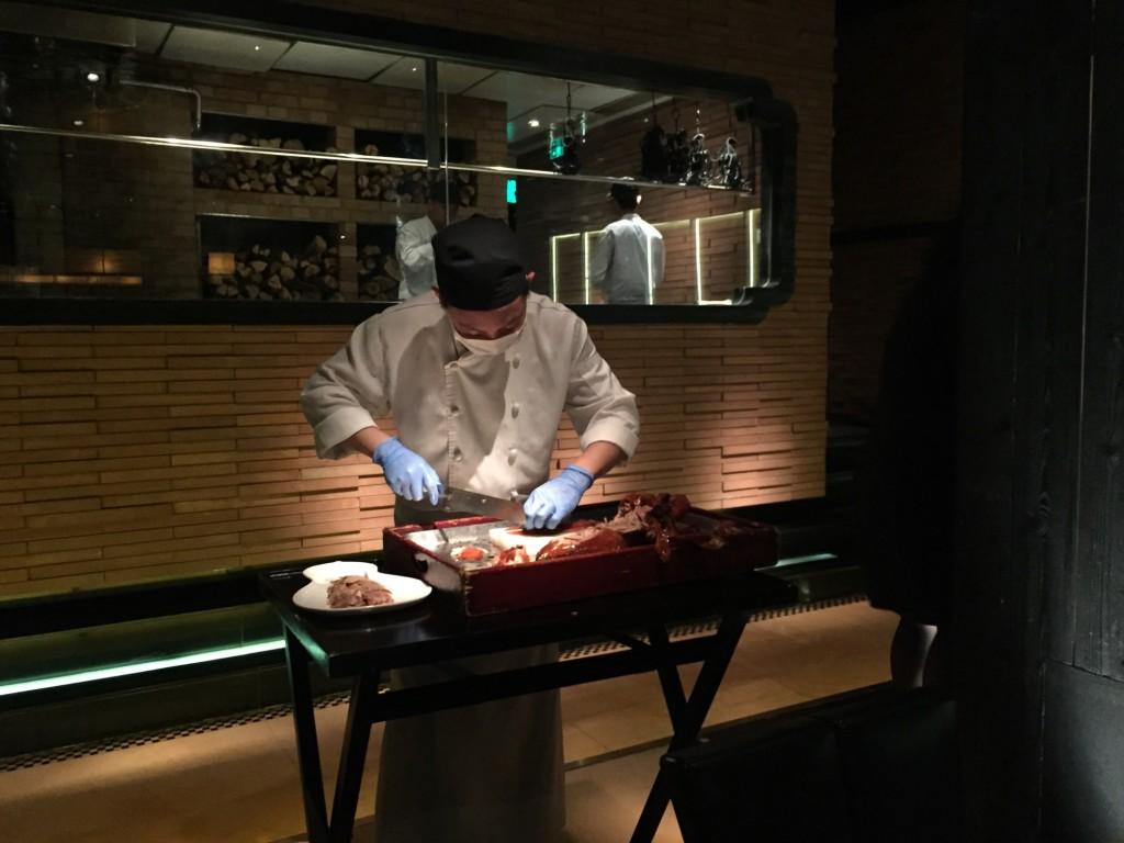 Jing Yaa Tang, Roast Duck