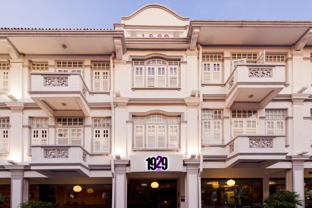 1929 Hotel Singapore