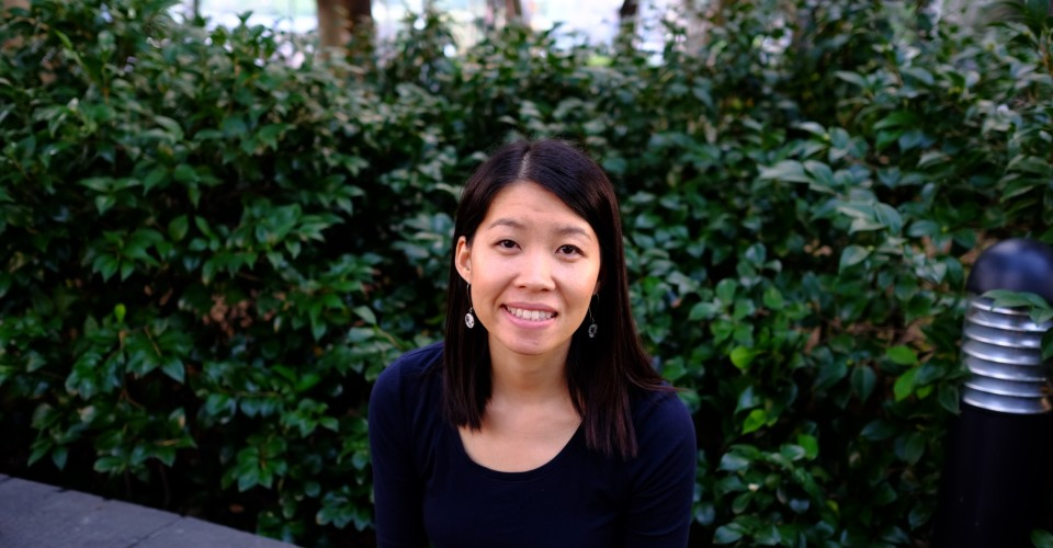 Anita Chan, co-founder of Sam the Local