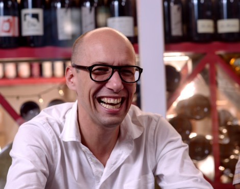 Cristobal Huneeus on going au naturel... when it comes to wine