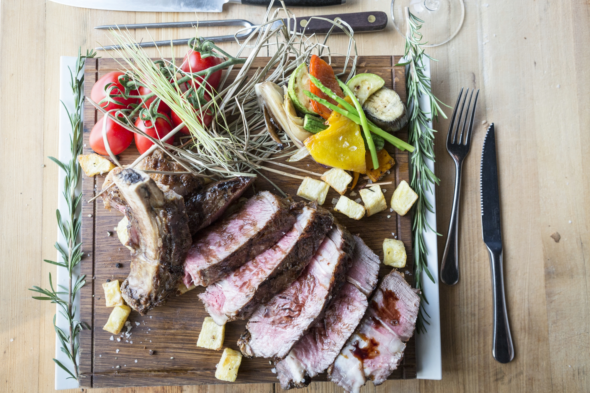 Gia Trattoria - Steak