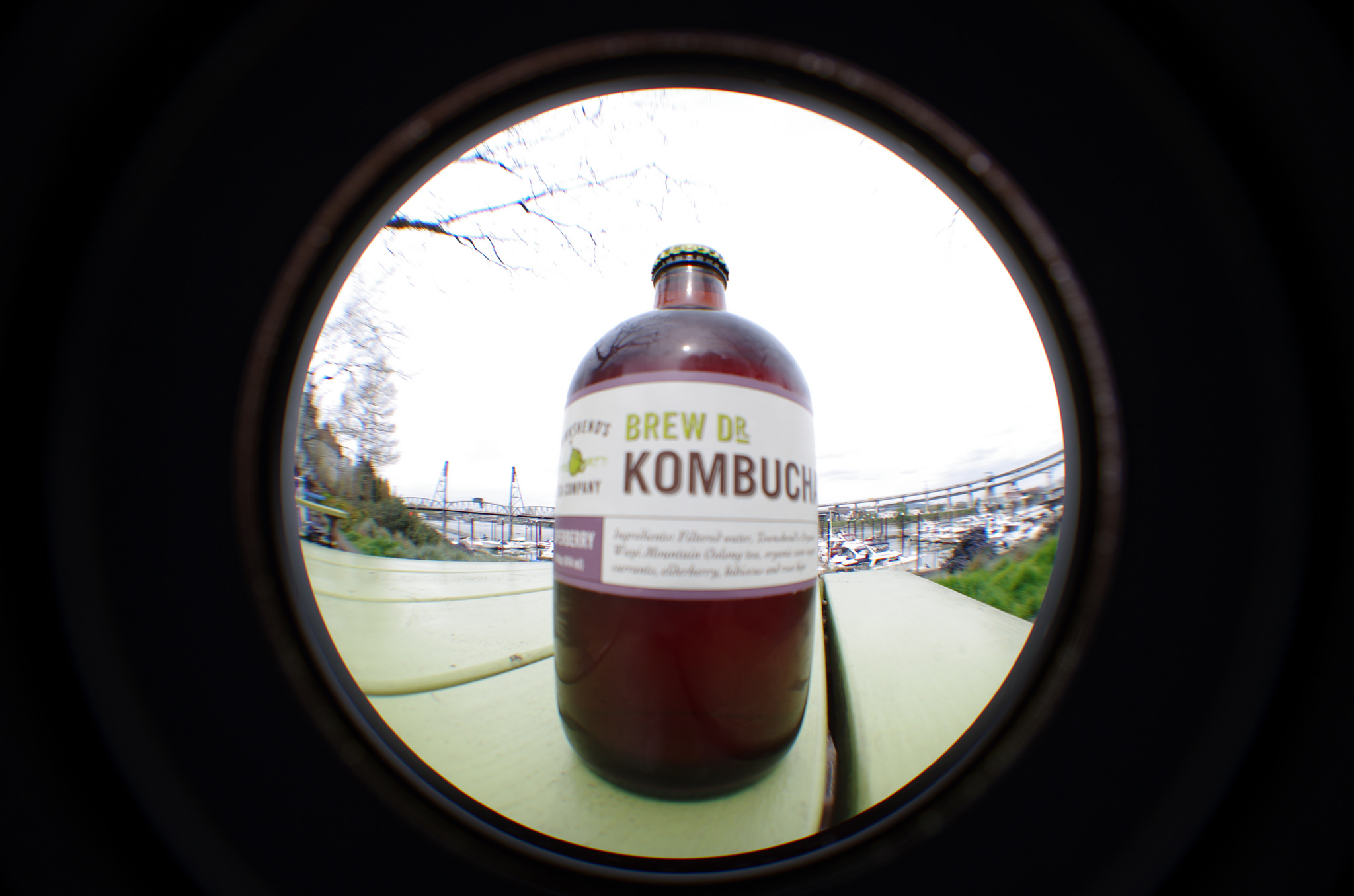 Kombucha. Photo: PROschvin/Flickr CC