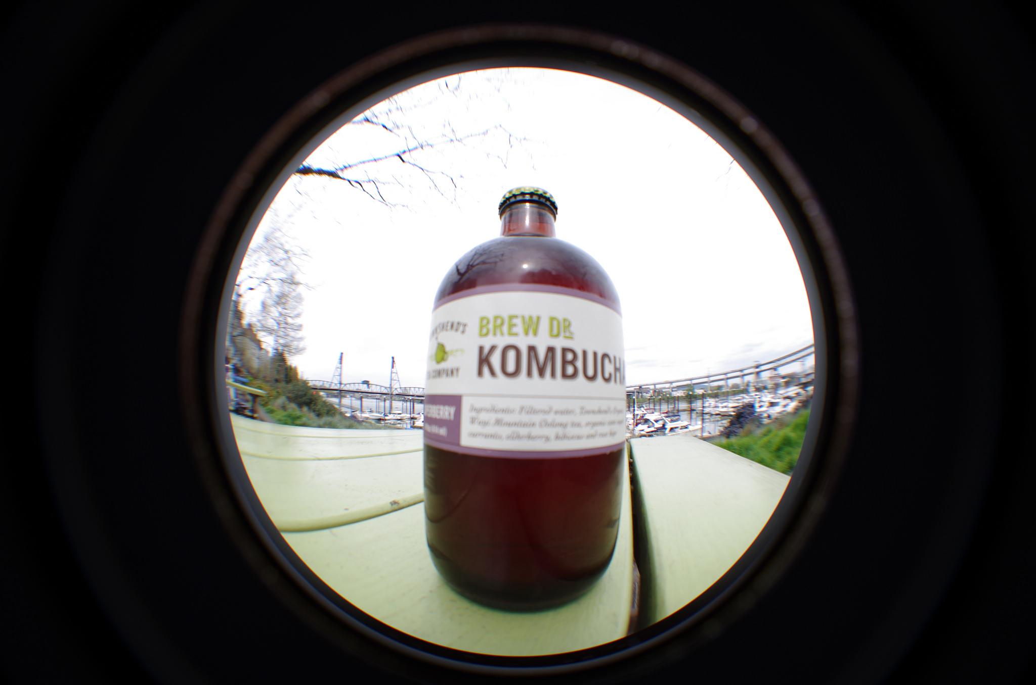 Kombucha. Photo: PROschvin/Flickr CC