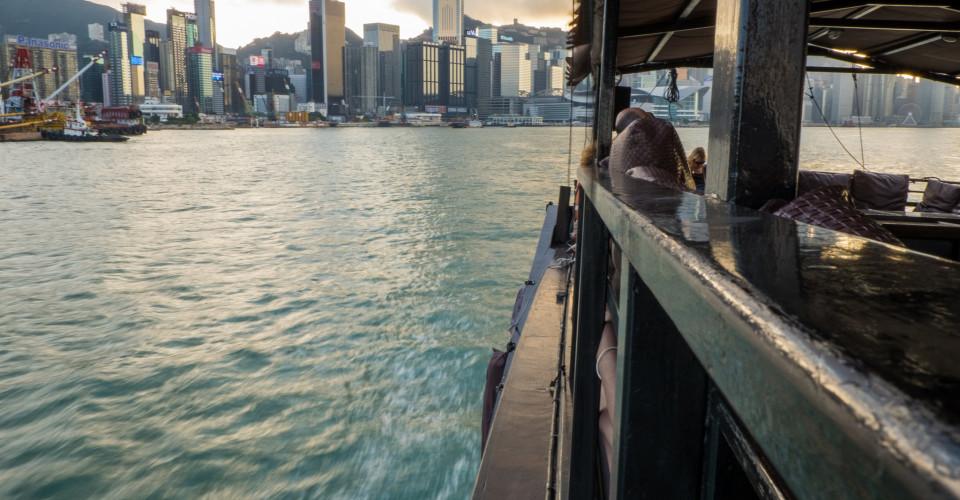 Junk Hong Kong. Photo: Kārlis Dambrāns/Flickr CC