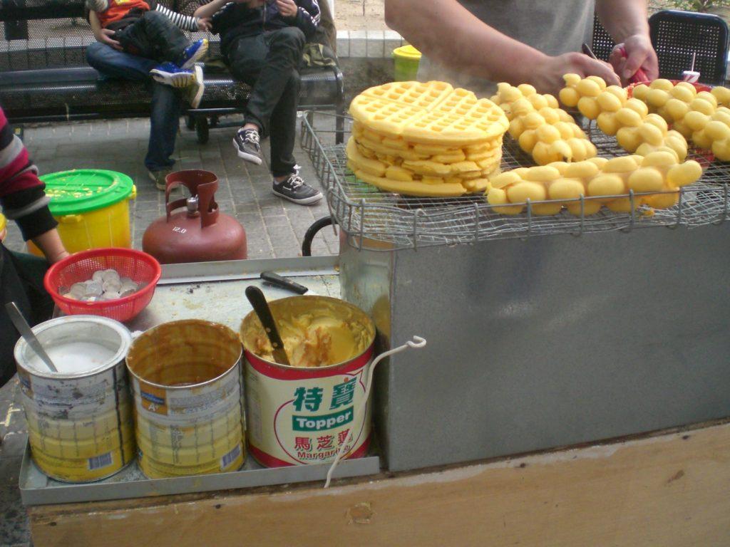 Egg Waffles. Photo: Morsesp3/Wiki Commons