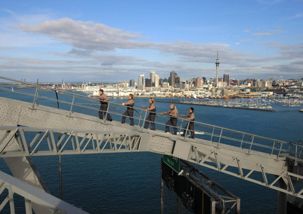 Auckland Harbour Bridge. Photo: AJ Hackett