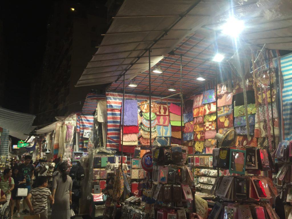Mongkok Guide Street Market