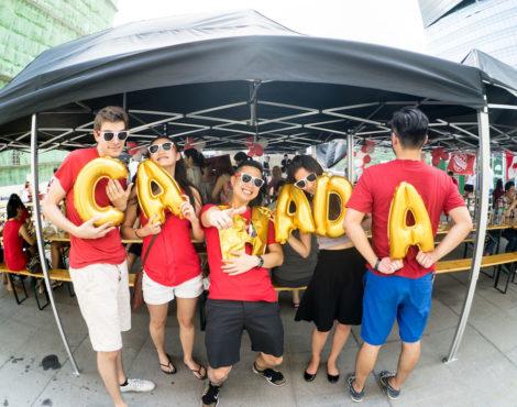 Canada Day in HK Celebration