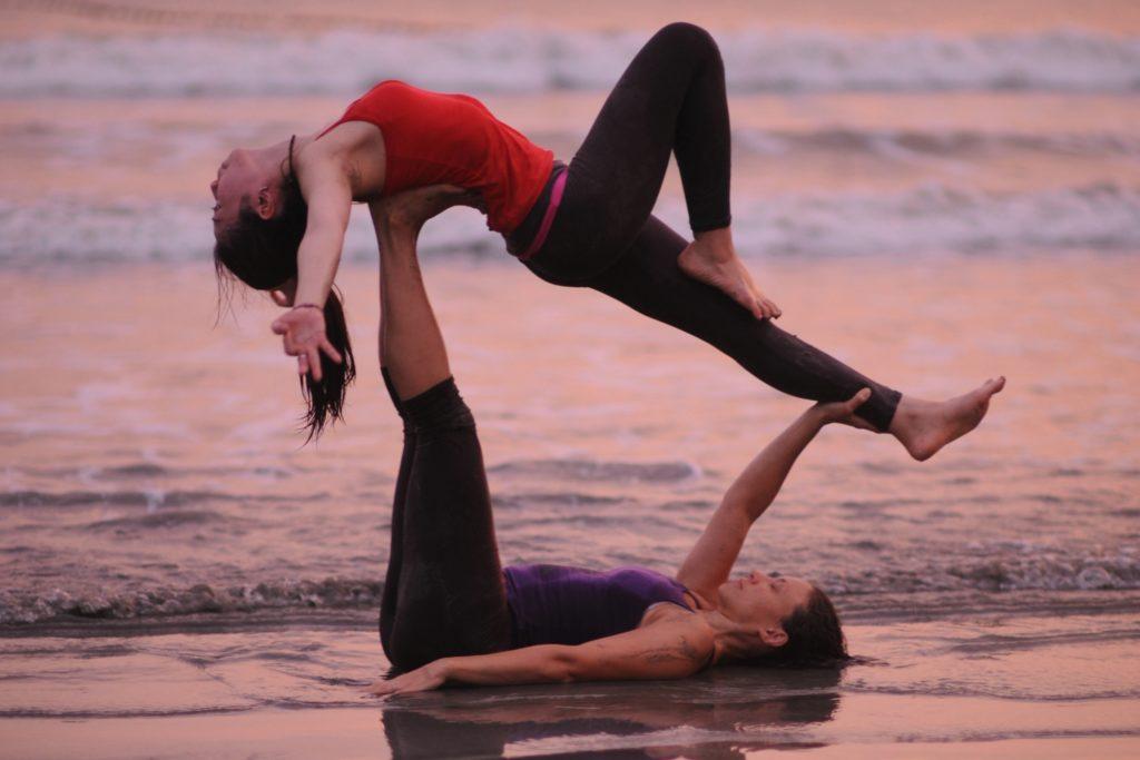 Acroyoga, YogaBamBam