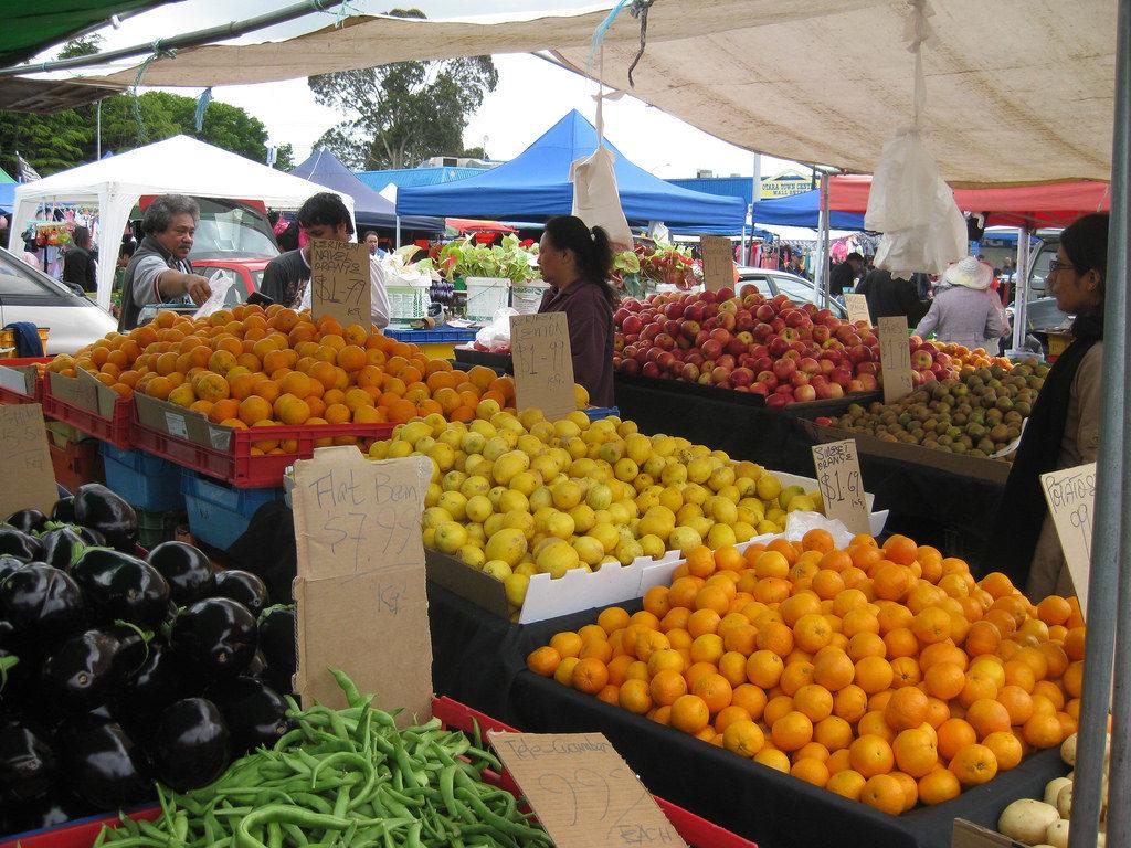 Otara Market. Photo: lyd_f