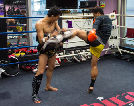 6 of Hong Kong's best Muay Thai gyms
