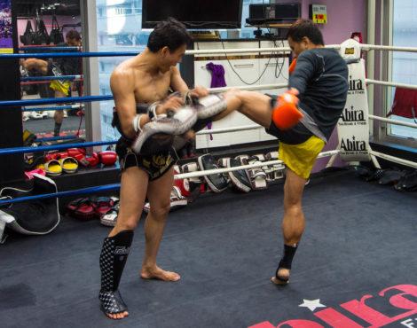 6 of Hong Kong's best Muay Thai gyms