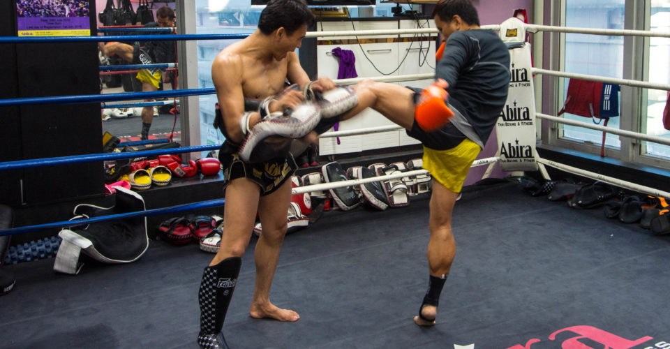 Muay Thai Cover