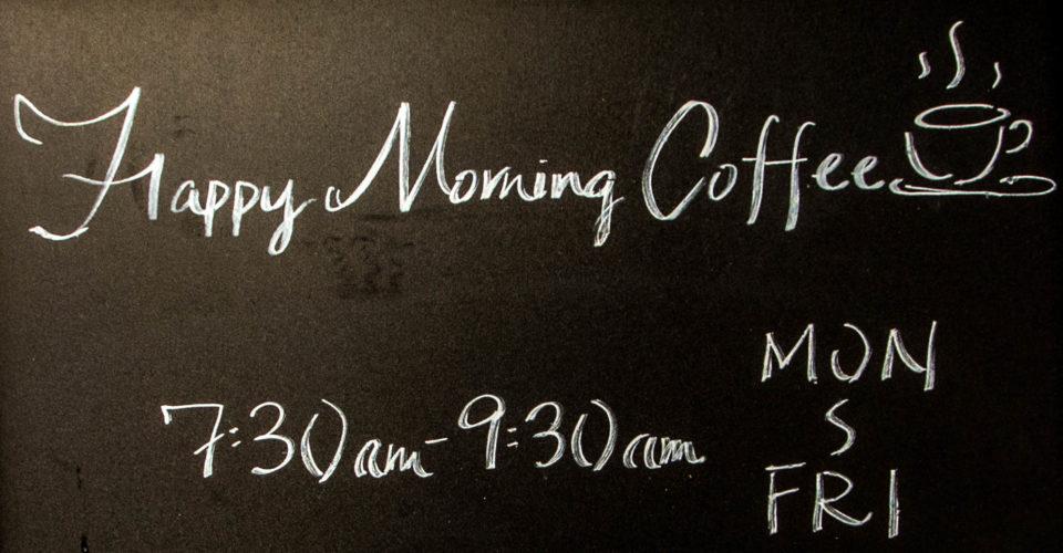 Coffee Early Riser
