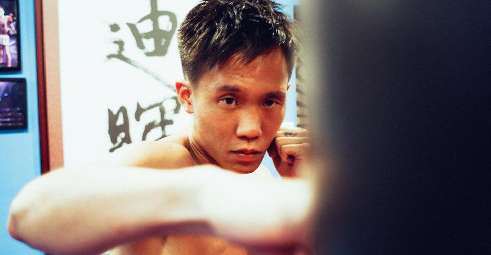 Kenneth Yeung. Photo: Alan Pang