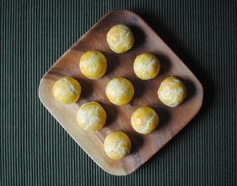 HK brand Moreish debuts bite-sized pineapple shortcakes