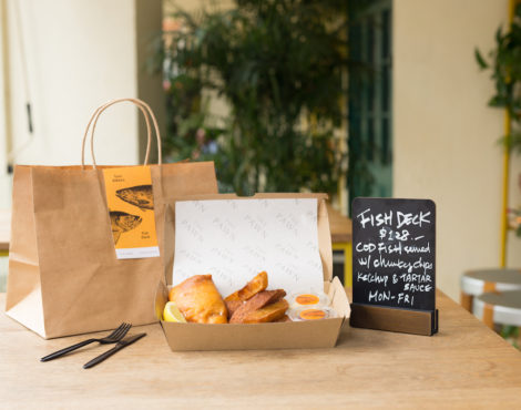 5 Online Meal Delivery Services