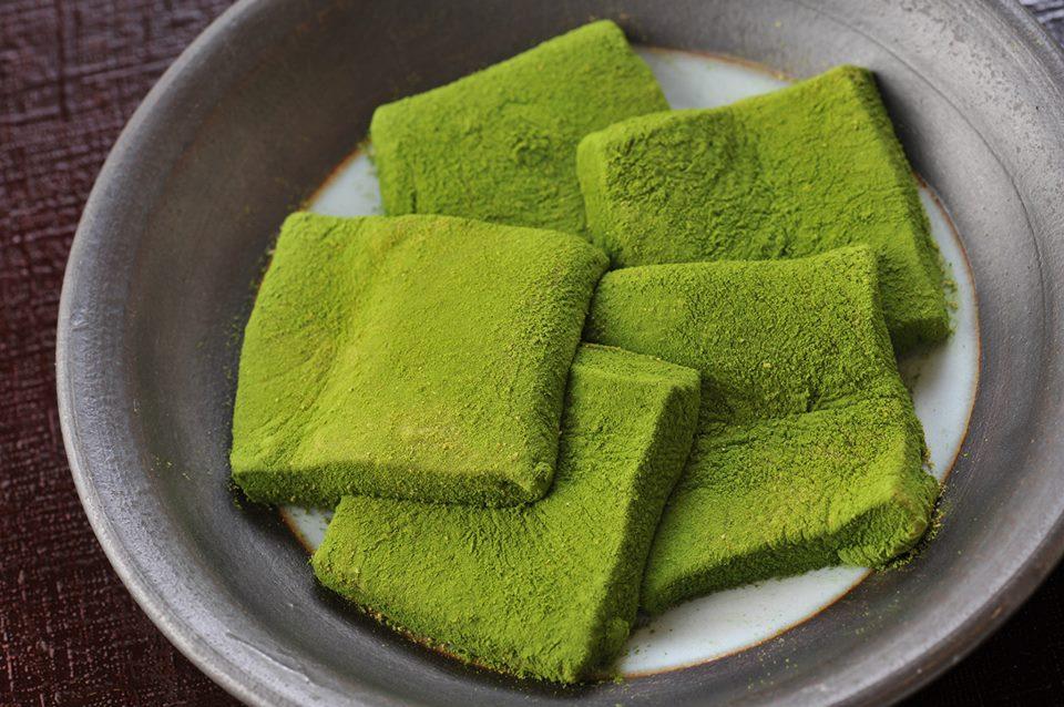 Warabimochi from Nakamura Tokichi