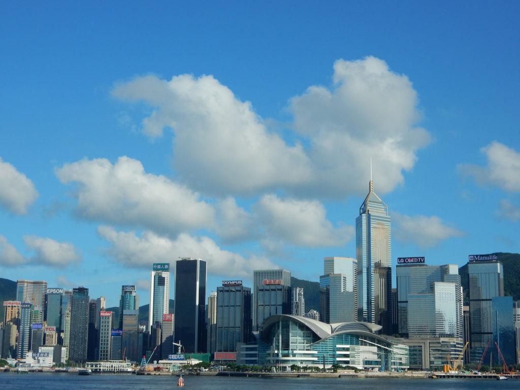 Wan Chai skyline. Photo: David Stagg