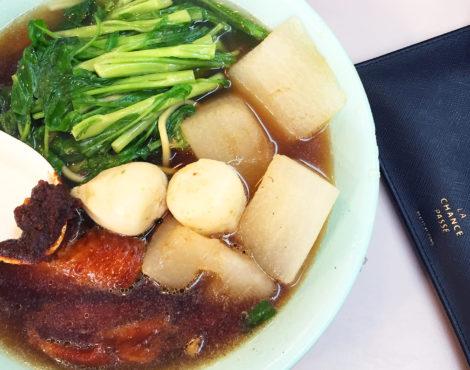 Best Cart Noodles in Hong Kong