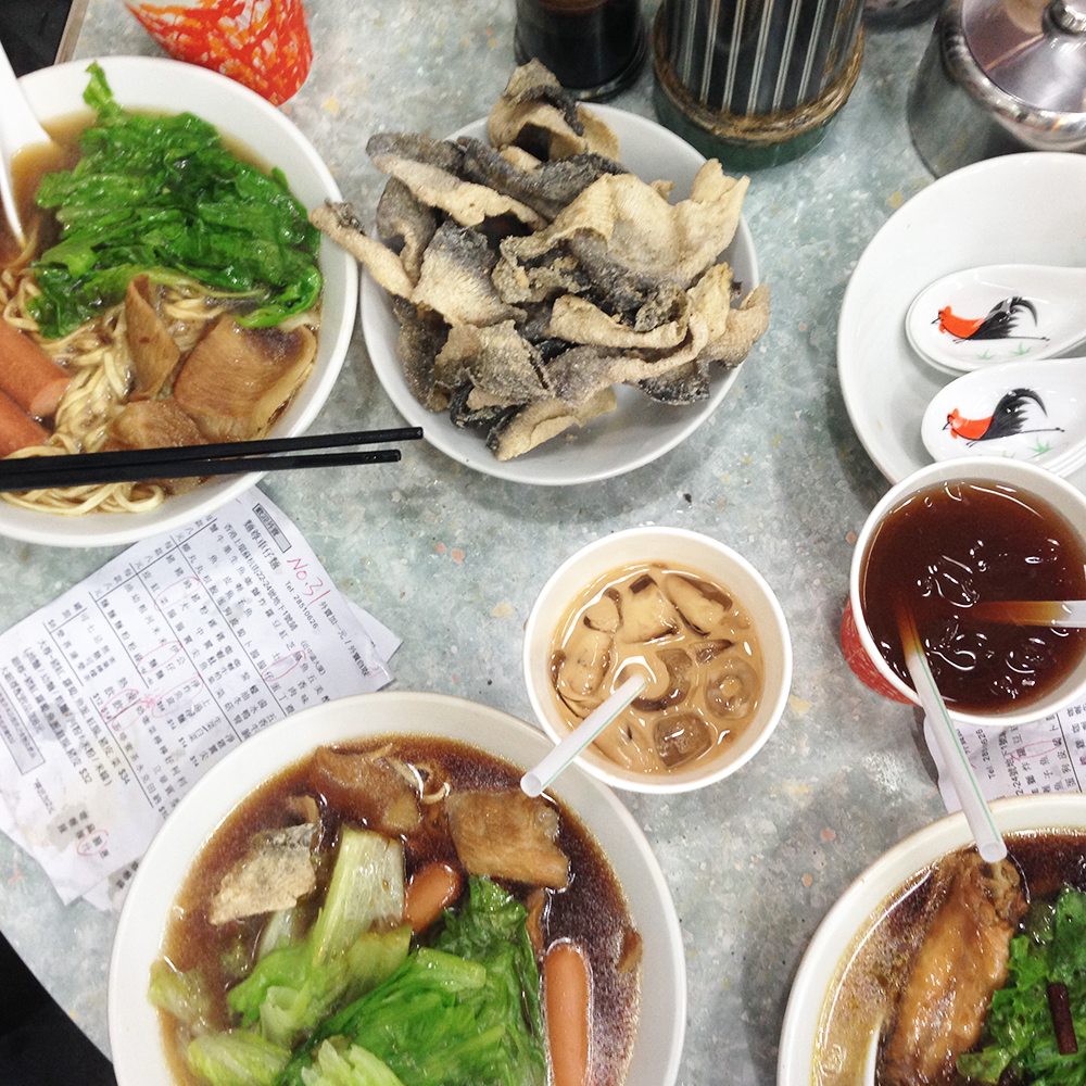 Noodle Supreme in Sheung Wan