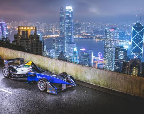 Formula E Hong Kong Oct 8-9