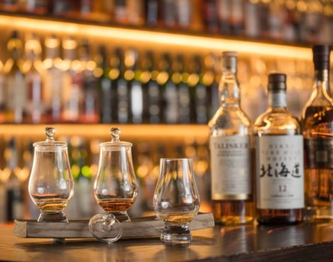 Hong Kong's coolest whisky bars