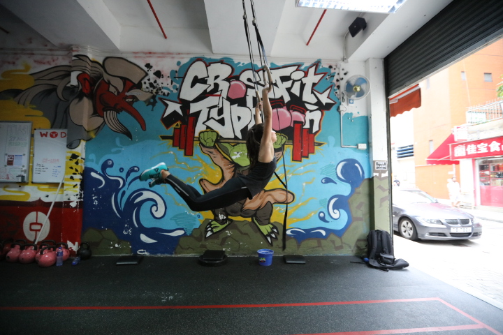 CrossFit Typhoon