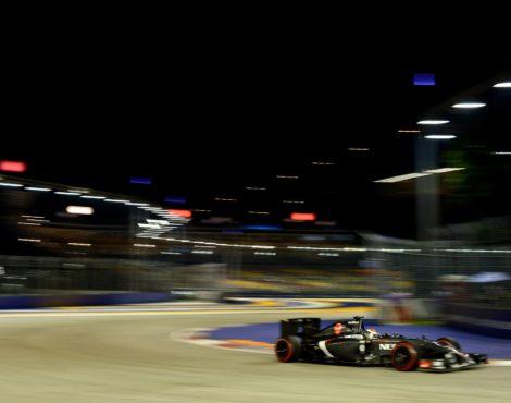 2016 Formula 1 Singapore Grand Prix Sep 16-18