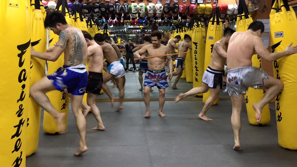 Super Muay Thai Gym
