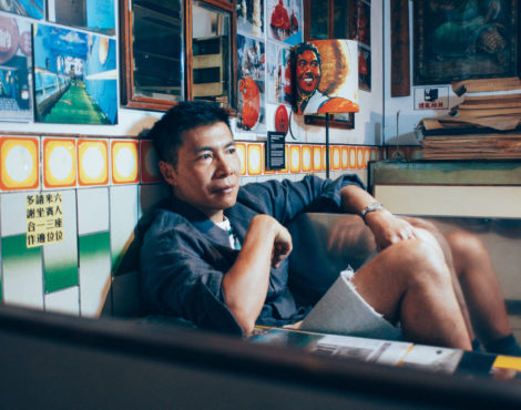 Douglas Young of G.O.D. on the importance of having a Hong Kong identity