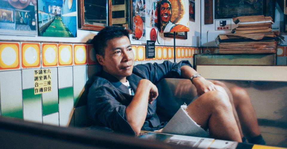 Douglas Young. Photo: Alan Pang