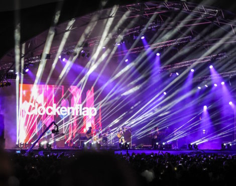Clockenflap 2016 Nov 25-27