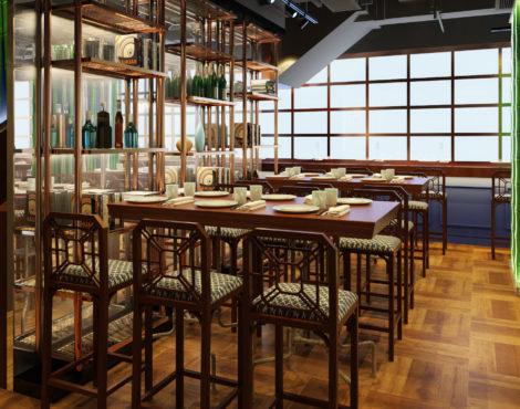 DENG G Chengdu Bistro & Baijiu Bar | 鄧記