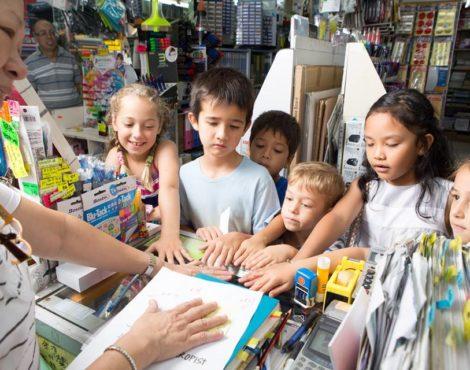 Little Philanthropists toy sale Sep 24
