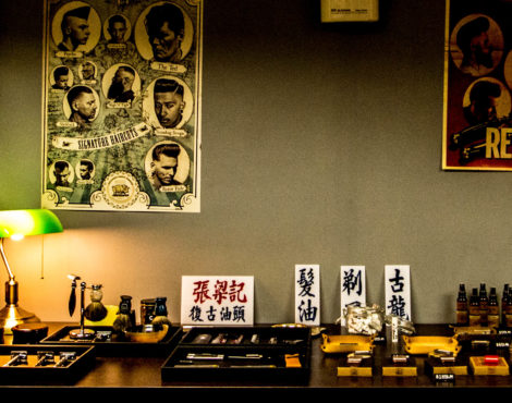 Hong Kong's top pomade shops