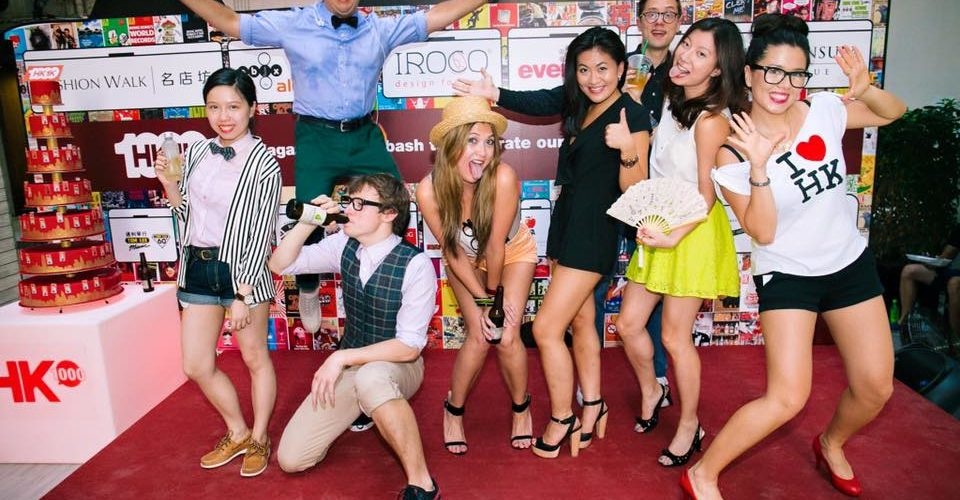 HK Magazine 2014 editorial crew