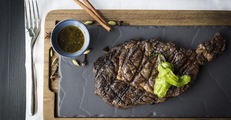 ALTO - USDA Prime American Ribeye Beef, 14oz (2)