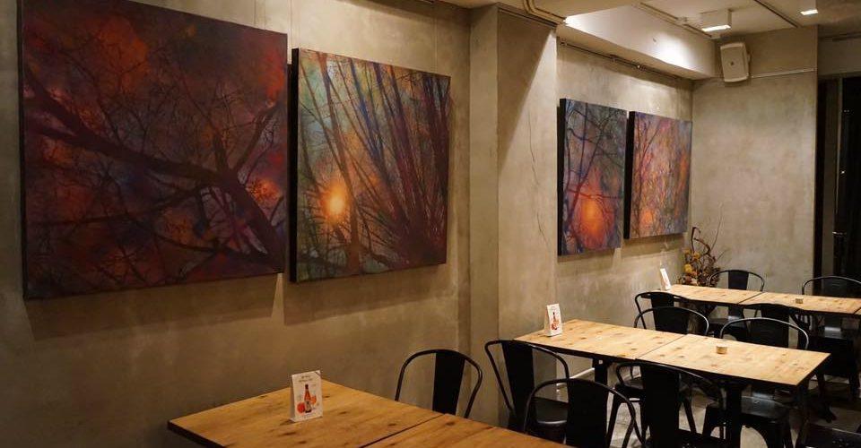 Boom Art Gallery bar