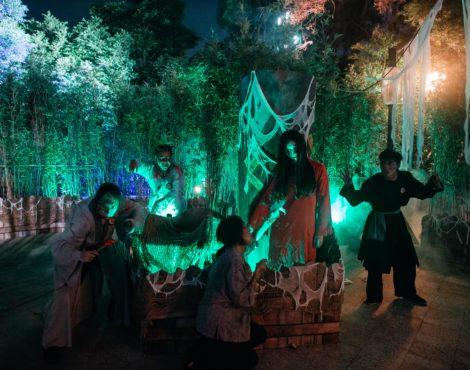 Ocean Park Halloween Fest Oct 2-31