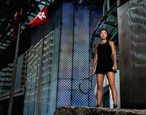 Hong Kong Tennis Open Oct 8-16