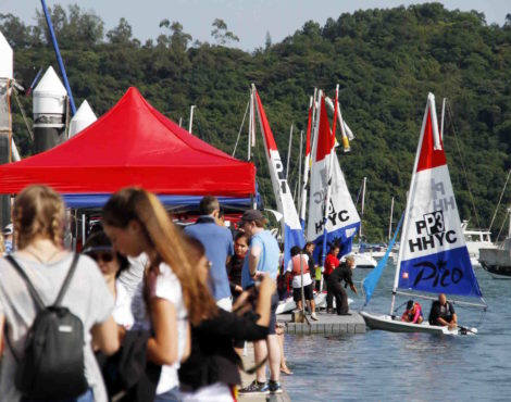 Hebe Haven 24 Hour Charity Dinghy Race 2016 Nov 5-6