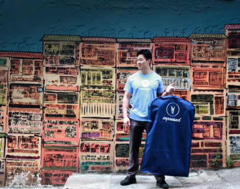 Laundry service app Impressed delivers straight to your home